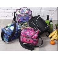 Sannea Dual Compartment Lunch bags