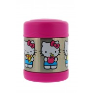 Thermos Hello Kitty Vacuum Insulated Stainless Steel Food Jar, 10 Ounce