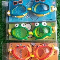 Cartoon Sea animal cartoon swim goggles