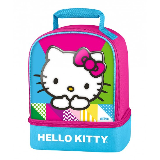 Thermos Hello Kitty Dual Lunch Box