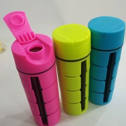 Sturdy Colourful Water Bottles