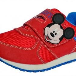 Cute Mickey Boys Sneakers- Size 25, 27,