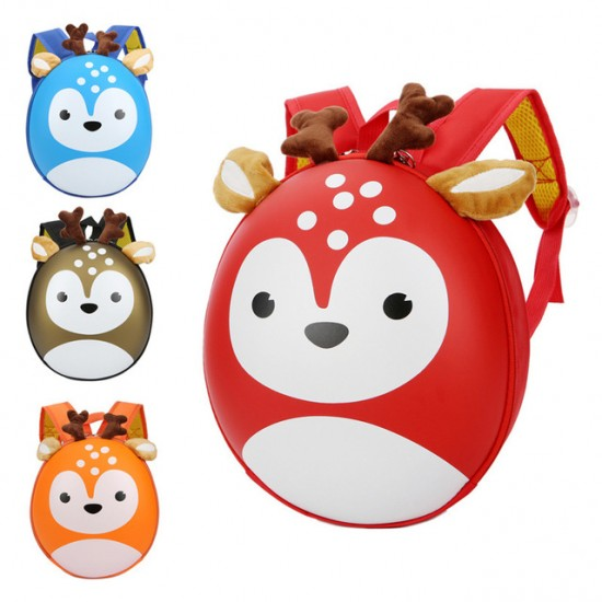 Toddler Cartoon Deer Backpacks