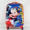18inches Rolling 4 wheel ABS Luggage- assorted design- REDUCED PRICE