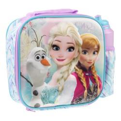 Disney Frozen 3D Lunch Bag (without bottle)