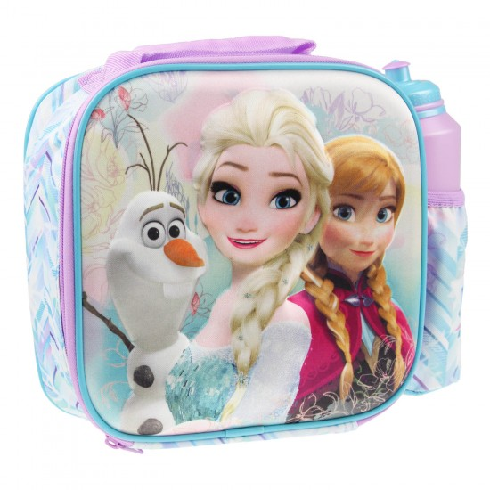Disney Frozen 3D Lunch Bag (without bottle)