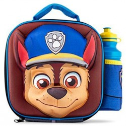 Paw Patrol 3D Lunch Bag with Bottle