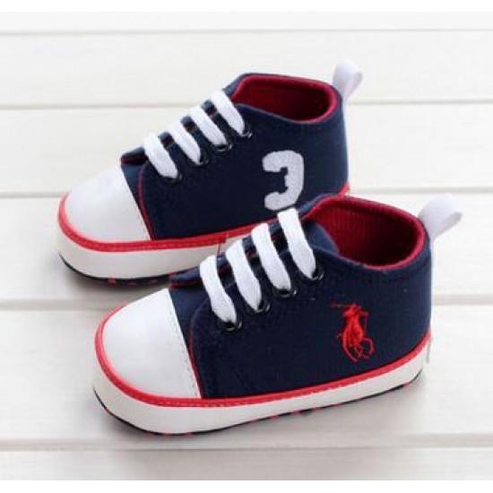e882ccc5 Ralph Polo Baby Boys prewalker shoes- 0-9mths