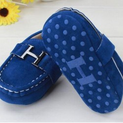 Baby Boys Fashionable Prewalker Shoes- 6-9mths