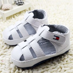 f5a0f623 Lacoste baby boys black prewalker shoes- 3-6mths