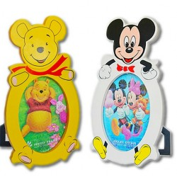 Cute Cartoon Photo frame- Pooh, Mickey