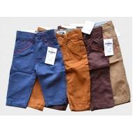 Oshkosh Baby Boys Straight Denim Pants- 4 colours (3mths-9mths)