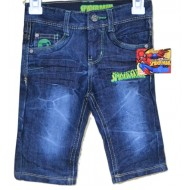 Boys Spiderman boys denim shorts (2-8yrs)