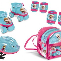 Character Girls Roller Skates Set- Only Minnie left