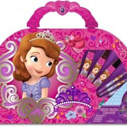 Disney Sofia Carry Along Art Case