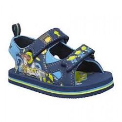 Disney Toddler Boys' Toy Story EVA Sandal - Navy size 5
