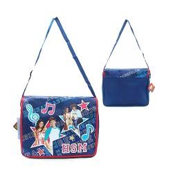 HIGH SCHOOL MUSICAL Navy Blue Kids Messenger/College Bag