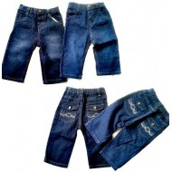 Toddler Boys Denim jeans- 18mths, 24mths