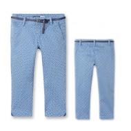 Okaidi Girls Skinny Capri Shorts- 4-5yrs