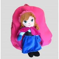Frozen Anna Toddler girls Plush backpack
