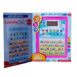 Kid's Learning Pad with LCD Screen
