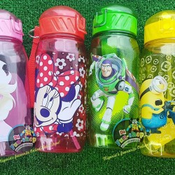 Cartoon Sipper bottles 350ml
