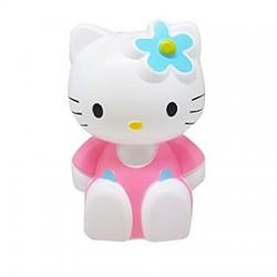 Tulip Flower Lady Hello Kitty Piggy / Coin / Money Bank