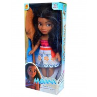 Disney Moana Adventure Girl Doll