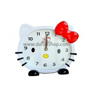 Hello Kitty 3d Alarm Desk Clock