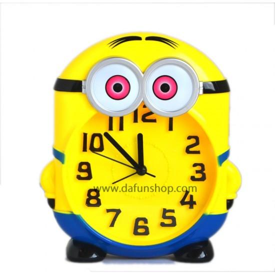 Minions 3d Alarm desk Clock