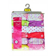Girls 10pack Panties (7-8yrs, 9-10yrs)
