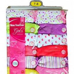 Girls 10pack Panties (7-8yrs, 9-10yrs)