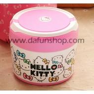 Cute Toddler Cartoon Thermal Food Jars- 480ml-Kitty, Cars, Doraemon, My Little Pony, Cars