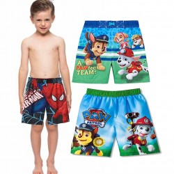 Toddler boys Swim Shorts- Paw Patrol, Spiderman