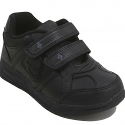 Boys Avengers Light Up Black Shoes- Uk 12