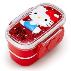 Hello Kitty Dual Layer Bento Lunch Box
