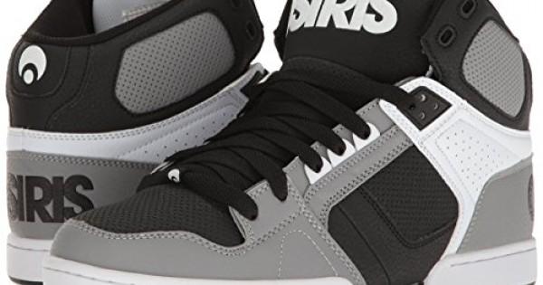 e01f2fc4bf Osiris Boys Nyc 83 Skater Hi-Tops- US 4/EUR 36