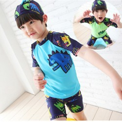 3pc Boys Character Swim Set_6-12yrs