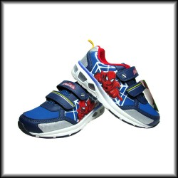 Boys Spiderman Kids Light Up Shoes - 29,30,31,33
