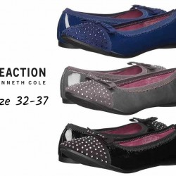 Girls Kenneth Cole Embellished Flats- size 32-37