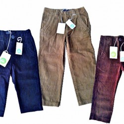 Mini Boden Boys Corduroy Pants- 3, 4, 5, 6yrs