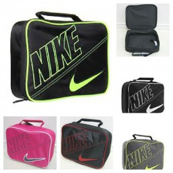 Nike Insulated Zip Lunch-tote Bags