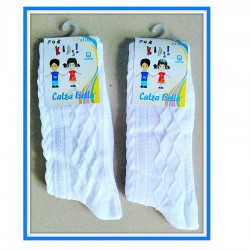 Calza Bella School Cotton Socks- Size 24-36