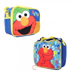 Sesame Street ELMO Lunch Bag with carry strap- 2 designs