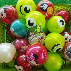 Disney Bouncy Balls-assorted desings