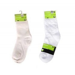 Younglife White cotton Socks- 4pack