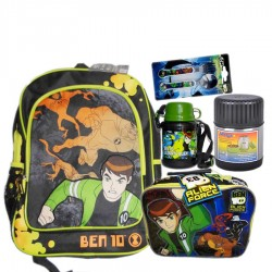 Ben 10 Alien Force School Matched Set