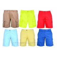 LC Waikiki Cotton Combat Cargo Shorts - Boys & Girls colours (6mths-4yrs)