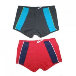 Boys' Swim Trunks with Pull string- assorted colours(2-5yrs)