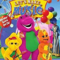 Barney - Let's Make Music (DVD)